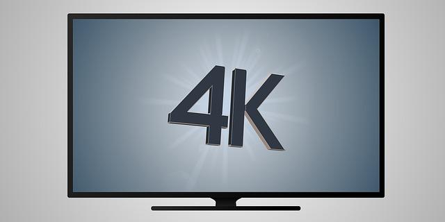 4K v tv