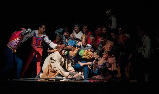 balet Don Quijote