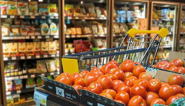 rajčata na prodej